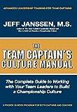 The Team Captain's Culture Manual
