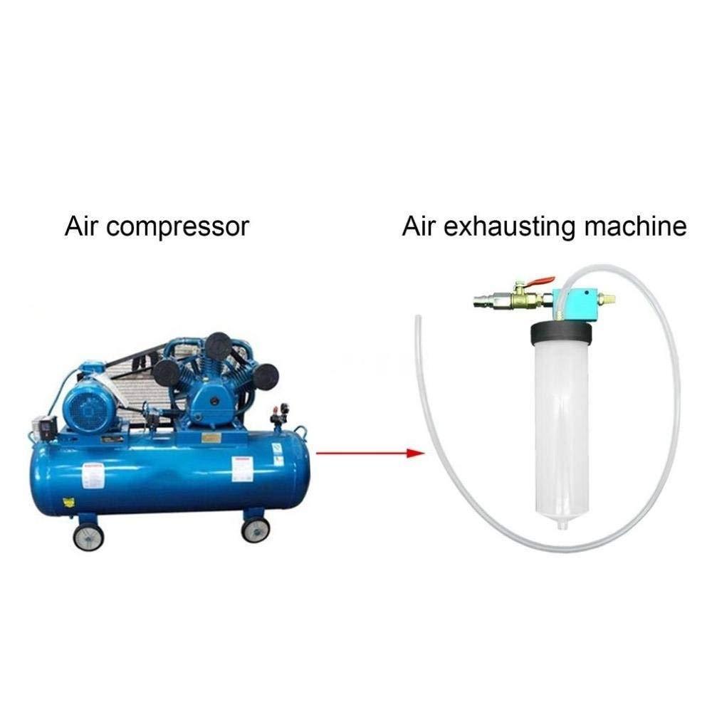 Auto freno aceite cambio hervidor coche fluido aceite reemplazo herramienta hidráulico embrague aceite bomba aceite purgador vacío intercambio drenado kit: ...