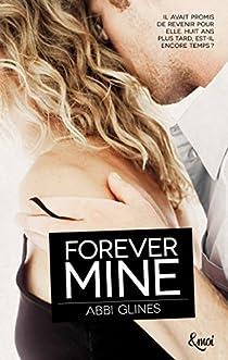 Forever mine par Glines