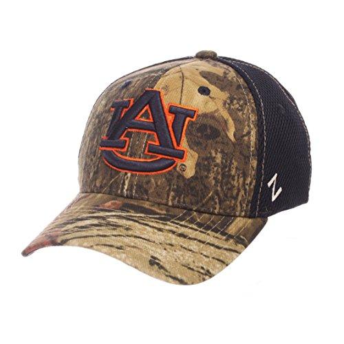 Zephyr NCAA Auburn Tigers Adult Men Terrain Cap, X-Large, Mossy Oak Camo