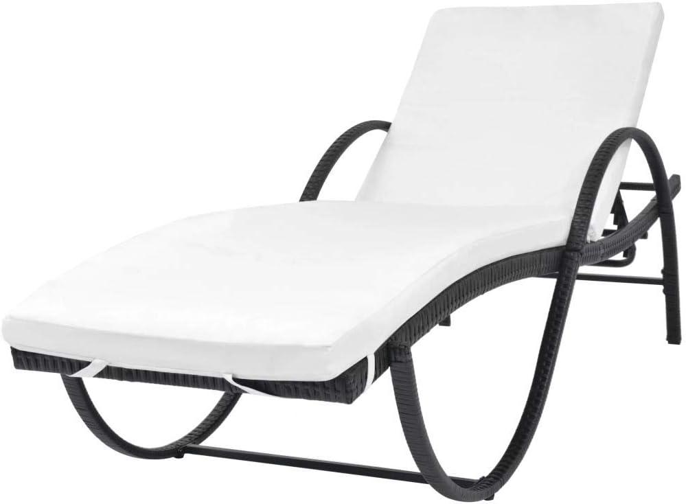 Amazon.com: Tidyard - Juego de 2 sillas de mimbre para patio ...