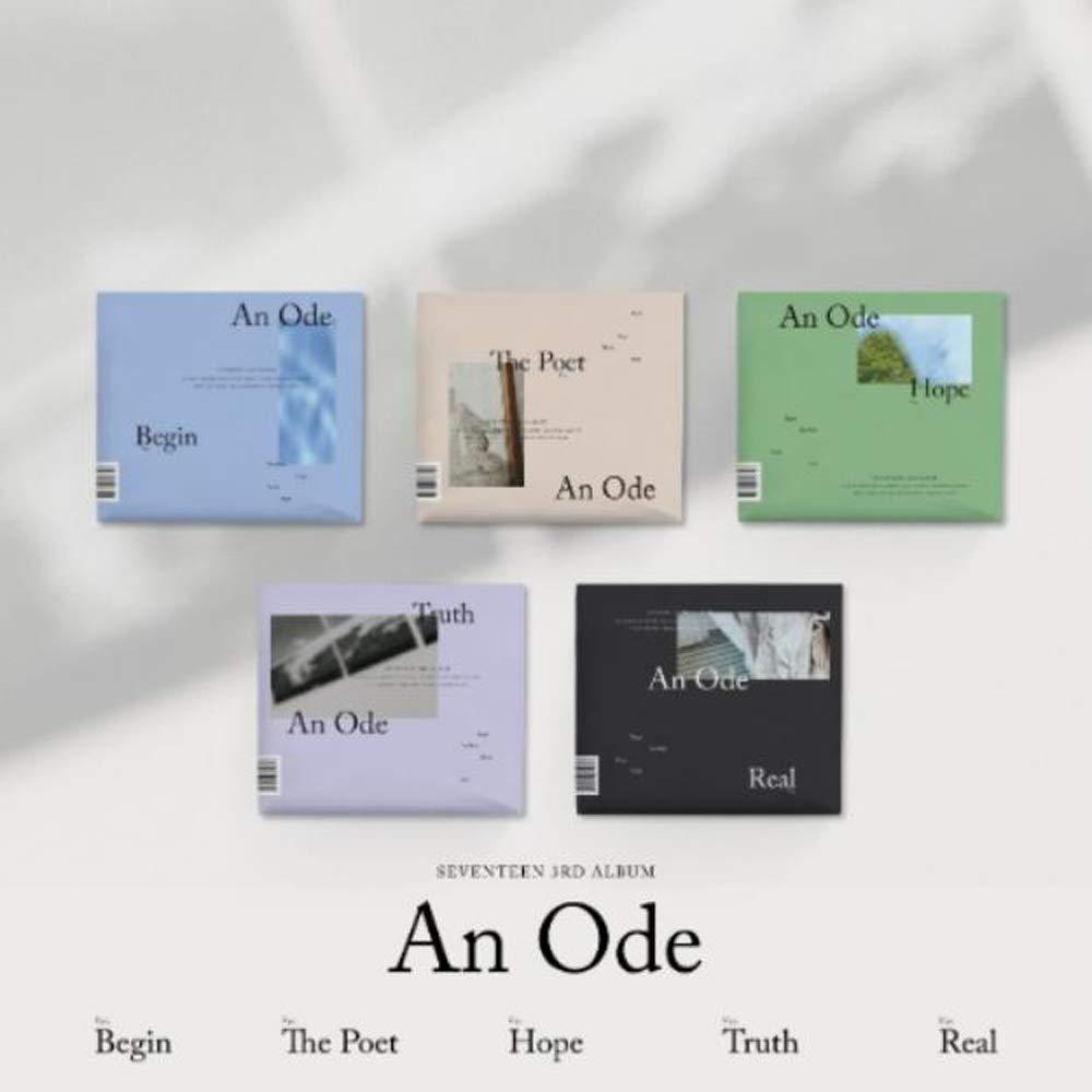 Seventeen 3rd Album (Incl. Pre-Order Benefits, One Random Acrylic Photocard) (Ver 5) by Seventeen