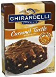 Ghirardelli Turtle Brownie Mix - 18.5 oz - 2 pk