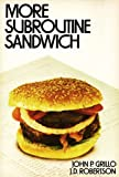 More Subroutine Sandwich, John P. Grillo and J. D. Robertson, 047186921X