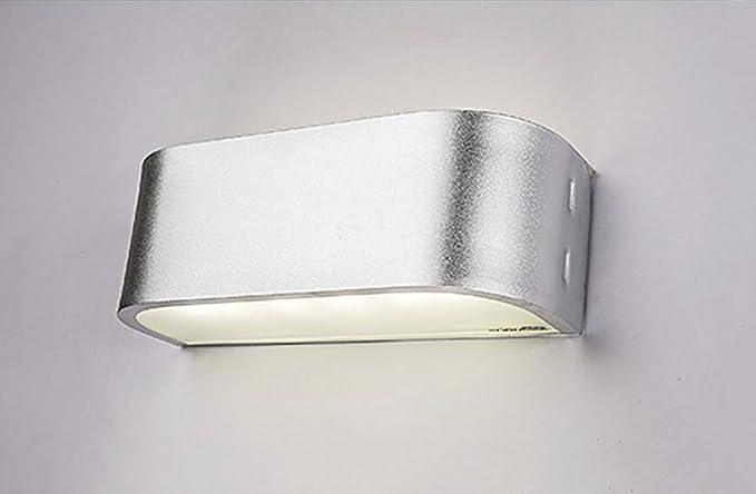Specchio da bagno specchio led luci semplice moderno faro elegante