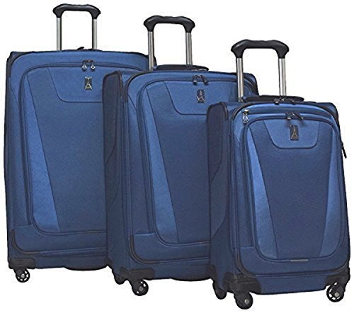 """Travelpro Maxlite 4 3 Piece Set: Expandable 29"""" Spinner, Exp"""