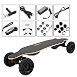 Best off road electric skateboard - Fashine 37in Electric Skateboard with Replaceable Off-road Wheels Review