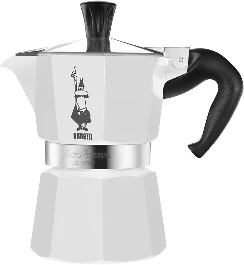 Bialetti 3052 Moka Express Glossy Ceramica Espressokocher