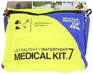 Adventure Medical Kits UltraLight & Watertight .7 Kit Size: .7 Kit Outdoor/Garden/Yard Maintenance (Patio & Lawn upkeep)
