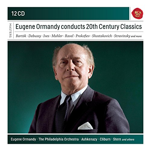 Eugene Ormandy Conducts 20th Century Classics (Sony Classical -