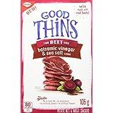 Good Thins Beet with Balsamic Vinegar & Sea Salt Crackers, 100 Grams