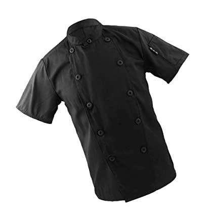 Baoblaze Ropa de Trabajo Chef Unisex Uniforme Abrigo ...