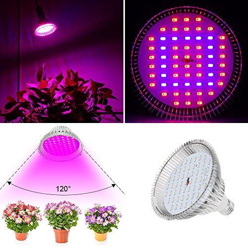58w led grow light - 2
