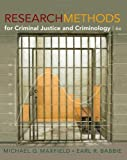 Research Methods for Criminal Justice and Criminology, 6th Edition 9780495811695