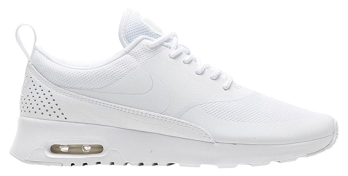 f813ed784da92 Nike Womens Air Max Thea Mesh Trainers White: Amazon.co.uk: Shoes & Bags