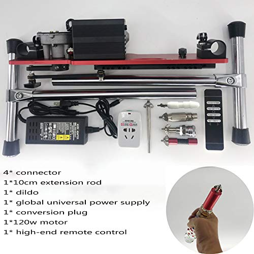 gffei Big Sex Machine Sexy Toys 120W Motor Power Automatic Retractable Masturbation Pumping Gun for Adult Machines & Appliances Suitable for Women and Couples