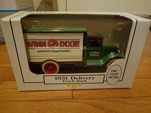 1931 Winn Dixie Delivery Truck Dixie Trucks