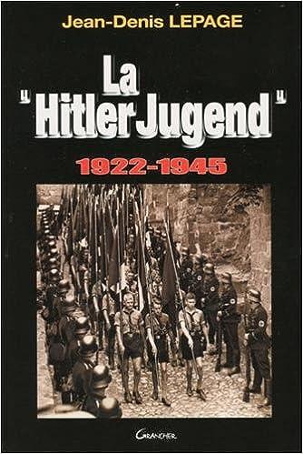 Téléchargement gratuit de jar ebooks mobiles La Hitler Jugend DJVU