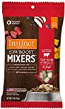 Instinct Freeze Dried Raw Boost Mixers Grain Free All Natural Beef Recipe Dog Food Topper By Nature'S Variety, 1 Oz. Trial Size Bag (Case Of 32) For Sale