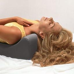 Soothe-A-Ciser Fabric Pillow - Gray
