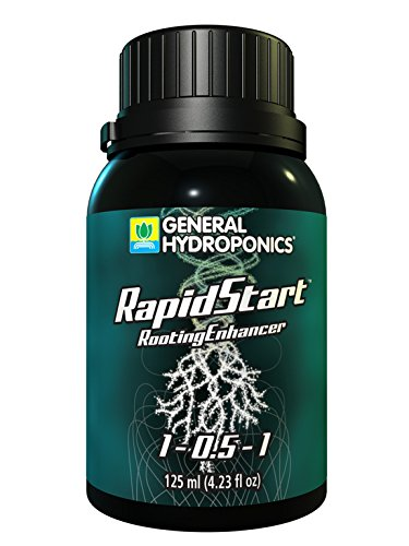 General Hydroponics GH1704 Rapid Start Solution, 1 gal