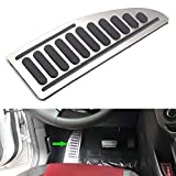 Buildent Auto Foot Rest Pedal Pad Anti-skid Styling Car Accessories For Ford Focus MK2 MK3 Fiesta MK7 Mondeo MK4 S-Max C-Max Escape Kuga