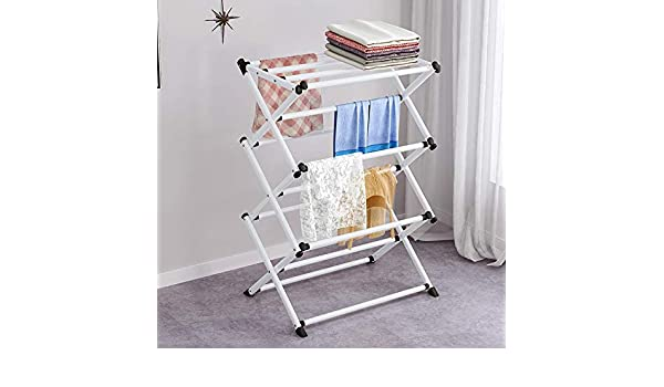 Amazon.com: Clothes Hanger Coat Rack Floor Hanger Storage ...