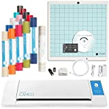 Cheap Silhouette America Cameo II Touch Screen with 4 Vinyl Rolls & Transfer Tape Bundle
