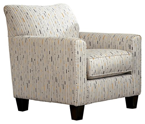 Ashley Furniture Signature Design - Hodan Accent Chair - Geometric Pattern - Contemporary Living - Marble -  Signature Design by Ashley, 7970021