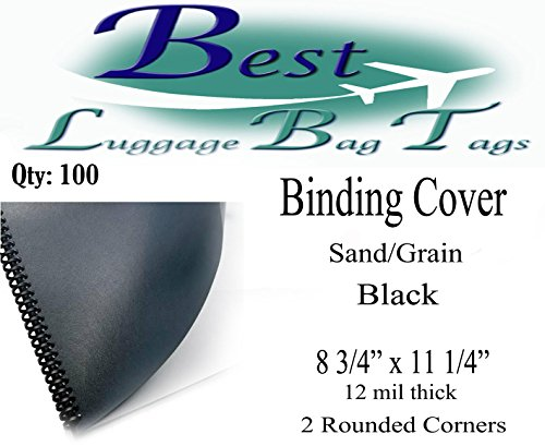 Sand Texture Polycovers - Binding / Presentaion Cover 8 3/4