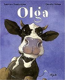 Olga par Bourguignon