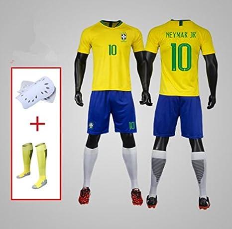 mqtwer Traje De Fútbol Niños Portugal Portugal Brasil ...