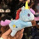Best Toys & Child Friend Pendants - OldFriend Cute Dreamlike Mini Plush Unicorn Doll Pendant Review