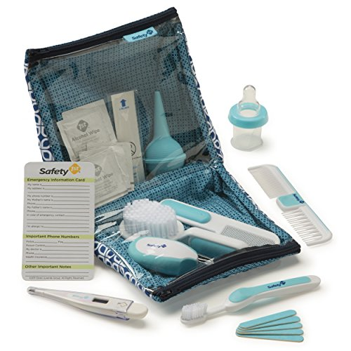 Large Product Image of Safety 1st Deluxe Healthcare and Grooming Kit, Arctic Seville