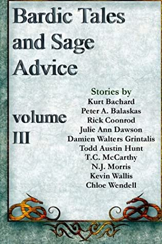 book cover of Bardic Tales and Sage Advice