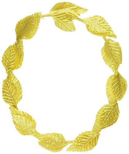 Roman Laurel Wreath Party Accessory (1 count) (1/Pkg)