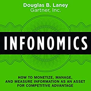 Infonomics Audiobook