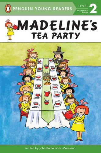 Madeline Tea Set (Madeline's Tea Party)