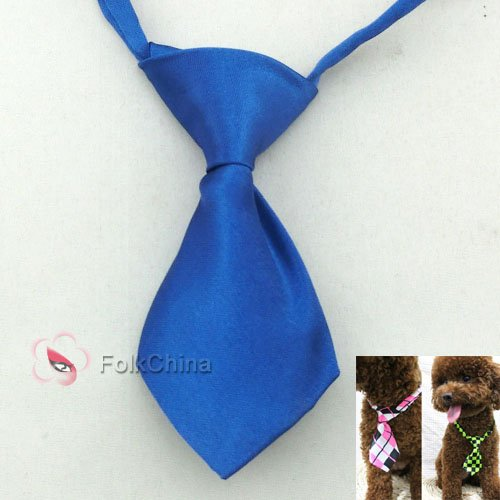 [BB blue Adjustable Dog Cat Pet Plain Necktie Bow Tie Bow Knot Tuxedo Grooming Accessory] (Scoobydoo Adult Plus Costumes)