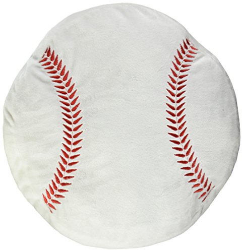 Baseball Plush Pillow Adventure Planet product image