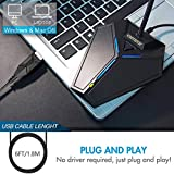 USB Computer Microphone, Plug &Play Desktop