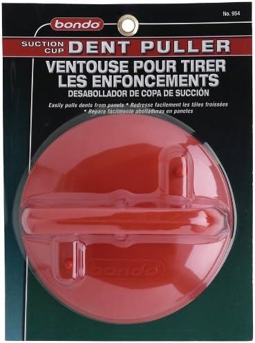 Amazon Com Bondo 954 Suction Cup Dent Puller Pack Of 6 Automotive