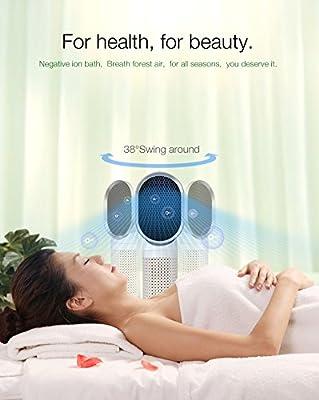 STOGA Purificador de Aire Filtro de Aire Desinfectante y Reducción ...