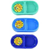 Double-Sided Cat Bowl - Case of 48