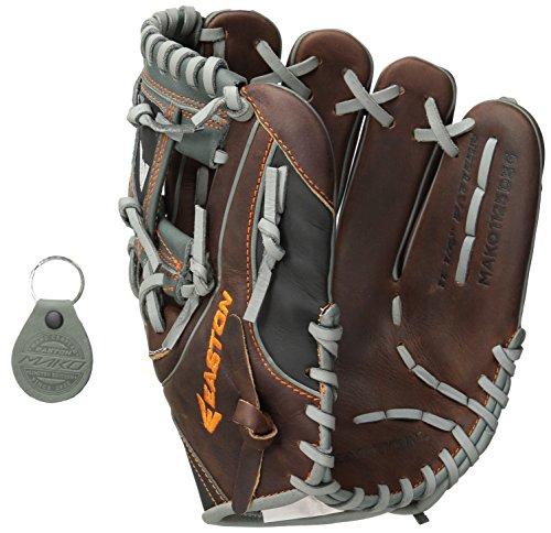 Easton Fielders Glove - Easton Mako 1125DBG Limited Glove, Left Hand Throw, 11.25