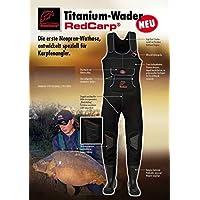 Behr Titanium RedCarp® - Vadeador (neopreno, 5 mm)
