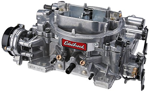 Edelbrock 1826 Thunder Series 650 CFM Square Bore 4-Barrel Electric Choke New Carburetor (Edelbrock Carburetor compare prices)