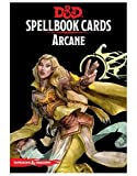 73915 D&D: Spellbook Cards: Arcane Deck