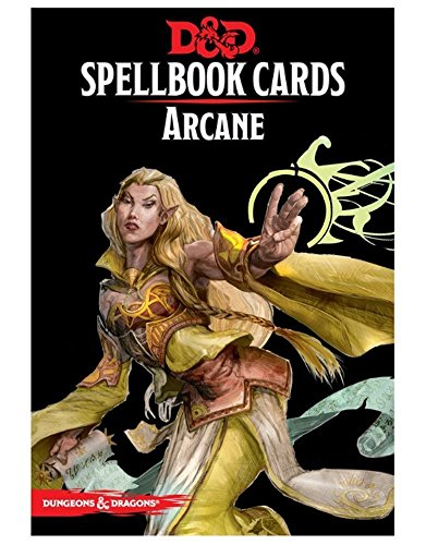 This deck of spell cards are an invaluable resource for any magic-user. Consult the entire deck when selecting new spells to learn, and after a long rest you can set aside those spells you want to prepare for the day. Each deck is made from t...