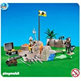 Playmobil Gold Knight with Horse SportsMarket 3024
